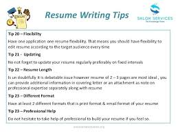 tips on making a resume tips for resume writing tips for making resume  stand out