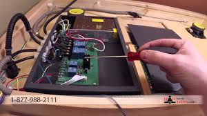 how to replace a sauna power supply youtube sunlighten sauna troubleshooting at Sunlight Dry Sauna Wiring Diagram