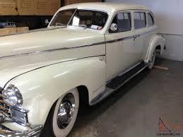 Cadillac 75 series Fleetwood limousine sedan jump seats flathead motor
