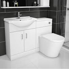 gloss gloss modular bathroom furniture collection vanity. plain furniture sienna arc white gloss combination vanity unit small  victoria plumb 259  1040mm 450mm intended modular bathroom furniture collection