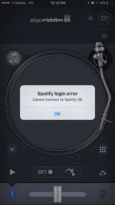 8 On Spotify Error Login Device New