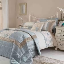 blue bedroom decorating ideas lovely duck egg blue and brown bedding for couple bedroom decorating ideas