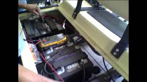 how to install a battery meter on a golf cart how to install a battery meter on a golf cart