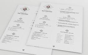 Clean Resume Templates Best of Best Free Clean Resume Templates In PSD AI And Word Docx Format