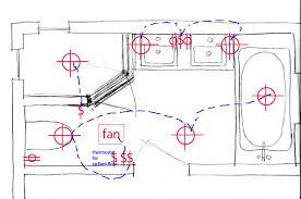 bathroom wiring diagram wiring diagram on bathroom exhaust fan bathroom wiring diagram