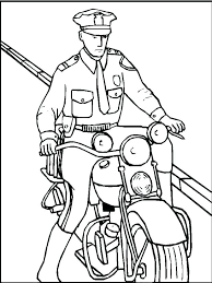 Policeman Coloring Pages Police Coloring Pages Related Post Woman
