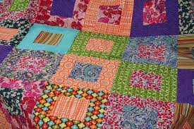 Easy Patchwork Quilt Patterns For Beginners How To Sew A Patchwork ... & Patchwork Quilts Diy Patchwork Quilt How To Do In A Square Patchwork Quilt  Beginners To Intermediate Adamdwight.com