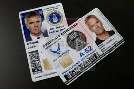 Dublin Sale Show 8 Robbiex In Tv Badge Card Cosplay Id Stargate For From