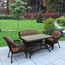 <b>Комплект плетеной мебели</b> T130Br/LV520BB-Brown_Beige