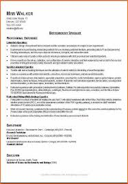 other resume resources sample of a college resume