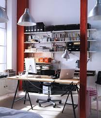 office shelves ikea. home office with awesome wall of shelves ikea