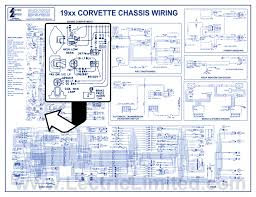 64 corvette wiring diagram miscellaneous products corvette camaro chevelle wiring diagram
