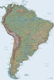 of south america