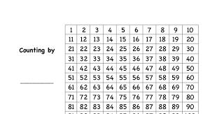 Hundreds Chart Book Pdf Hundreds Chart Math For Kids