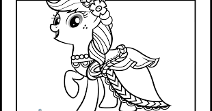 Small Picture my little pony coloring pages applejack