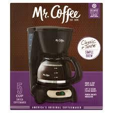 5 Cup Coffee Maker Hamilton Beach Coffee Maker Model 49316 Walmartcom