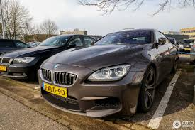 Coupe Series bmw gran coupe m6 : BMW M6 F06 Gran Coupé - 17 February 2018 - Autogespot