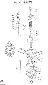 Mikuni Emulsion Tube Chart Help Carburetor Bullet 500 Or Rd 350 Team Bhp