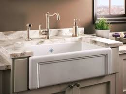 amazing of white undermount farmhouse sink 9 best kitchen sink materials you will fall in love