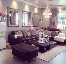 wall decoration ideas living room. Nice Ideas Purple Wall Decor Living Room Livingroom Glamorous Diy Spoon Mirror Small Decoration W