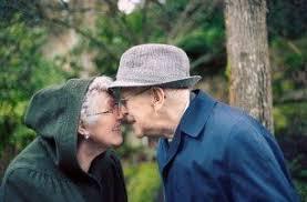 Glückliches Altes Paar Photo Couples Alte Paare Liebe Bilder