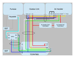 ac unit thermostat wiring diagram wiring diagram how wire a white rodgers room thermostat