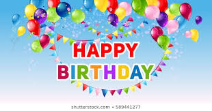 1st birthday banner 357 364 happy birthday happy birthday banner images royalty free