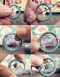 Ideas For Making Dream Catchers Make a cute mini Dreamcatcher Craft ideas with easy to follow 66