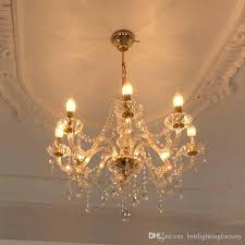 chandeliers crystal gold chandelier 8 lights contemporary ceiling modern candle style round sphere cleaner