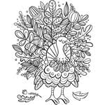 Intricate Designs Free Coloring Pages
