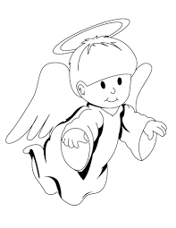Small Picture angels coloring page print angel coloring pages to print angels