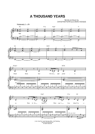 a thousand years piano sheet music 212 best oh sheet music images on pinterest sheet music music