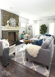 Country Living Rooms Simple Decorating
