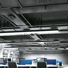 suspended linear lighting. Suspended Linear Light Fixture 2 Suspension Led R Hanging Lighting Inside Renovation