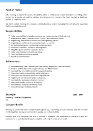 House painter resume