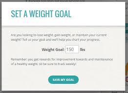 How Do I Set A Weight Goal Virgin Pulse