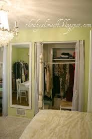 french closet doors diy. DIY Project Parade: Closet Doors \u2013 How To Turn BiFold Into French Diy A