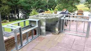 bathroom countertop options kitchen outdoor worktop concrete stained replacement