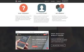 Web Page Design Using Bootstrap Bootstrap Website Builder Template