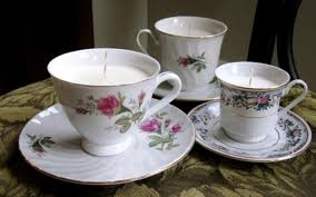 Decorating With Teacups And Saucers Recycling Tea Cups and Tea Pots for Creative Home Decorating Ideas 37