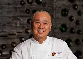 Sushi Cook Talking With Nobu The Worlds Favorite Sushi Chef