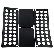 Folding Template For Clothes Details About Magic Garment Clothes T Shirt Blouses Folder Folding Board Template Black