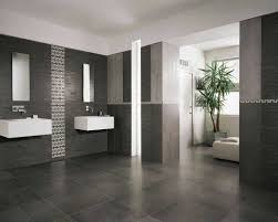 Modern Bathroom Tiles Black White