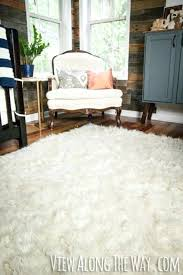 mking s re fur rugs small faux rug canada