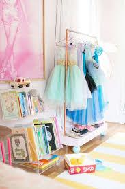 best delightful ideas girls dress up wardrobe diy clothes rack girls dress up closet pics