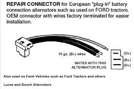 alternator wiring electrical instruments by lotuselan net lucas alt connection copy png and