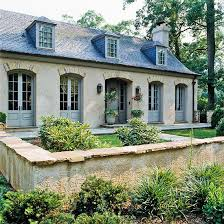 A Neighborhood Misfit Turned Oldworld Charmer This Country Frenchstyled  Home Is Pinterest