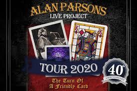 <b>Alan Parsons</b> LIVE <b>PROJECT</b> | Rivers Casino & Resort Schenectady