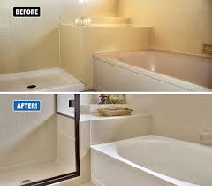 don t replace refinish instead this transformation is remarkable of miracle method bathtub refinishing cost