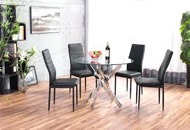 medium size of dinning top dining table sets modern glass ikea round and chairs kitchen 4
